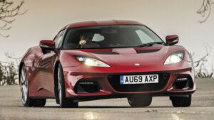 Fotos: Lotus Evora GT410