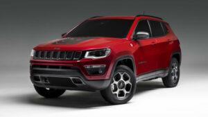 Fotos: Jeep Compass 4xe y Renegade 4xe