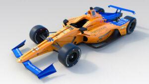 Fotos del McLaren Indy 500 2019 de Alonso