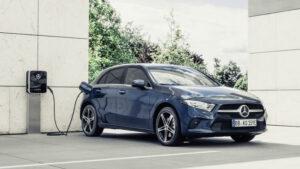 Fotos: Mercedes-Benz Clase A EQ Power 2020