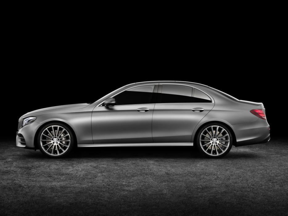 Mercedes Clase E: el premium más vendido en España