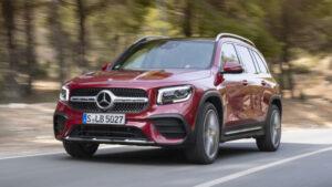 Fotos: Prueba del Mercedes-Benz GLB