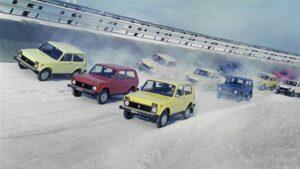 40 aniversario del Lada 4×4