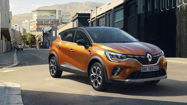 Renault Captur: toda la información del nuevo SUV urbano