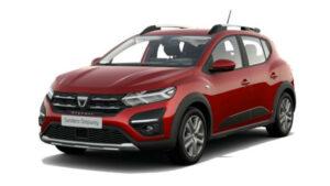 Fotos inéditas del Dacia Sandero 2021