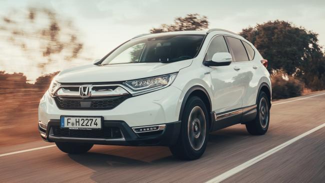 Honda CR-V Hybrid 2019: llega la versión híbrida al popular SUV nipón
