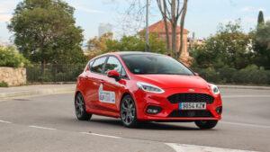 Fotos: Tour con el Ford Fiesta GLP
