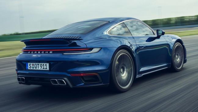 Porsche 911 Turbo: 580 CV para el modelo de acceso a la gama Turbo