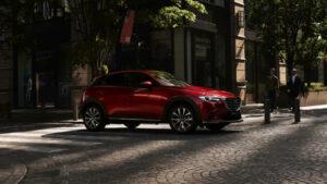 Fotos del Mazda CX-3 2018