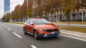 Fotos: Fiat Tipo Cross 2021