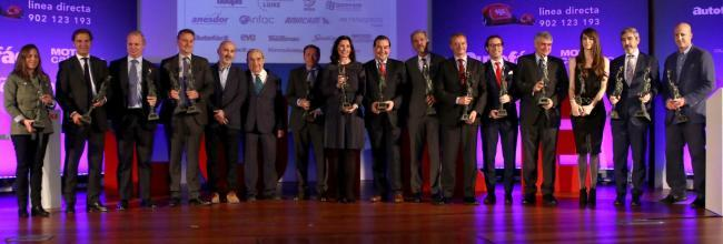 La gala de Premios Estrella Luike reúne a la Industria del Motor