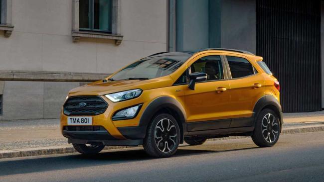 Fotos: Ford Ecosport Active 2021