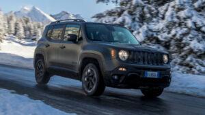 Fotos del Jeep Renegade 2018