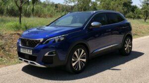 Fotos del Peugeot 3008 GT BlueHDI 180