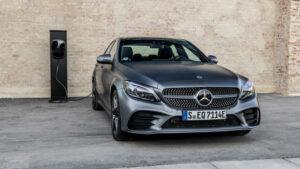 Fotos del nuevo Mercedes Clase C Híbrido