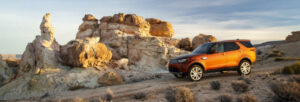 Prueba Land Rover Discovery 2017