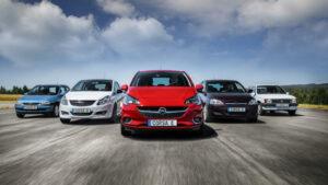 Fotos: Historia del Opel Corsa