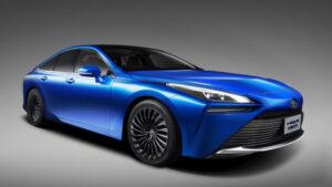 Fotos del Toyota Mirai Concept