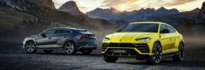 Fotos del Lamborghini Urus