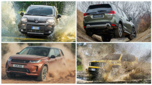 Fotos: Los 11 SUV que mejor van en campo