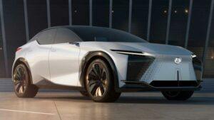 Fotos: Lexus LF-Z Electrified