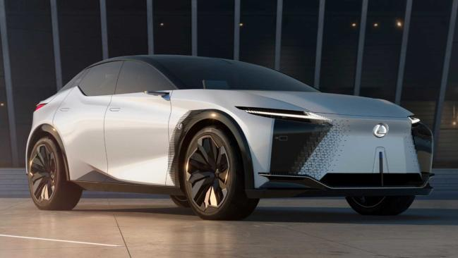 Lexus LF-Z Electrified: el futuro eléctrico de Lexus tendrá 600 km de autonomía