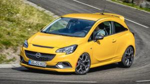 Fotos de la prueba del Opel Corsa GSi