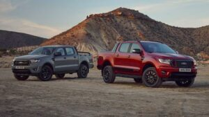 Fotos: Ford Ranger Stormtrak y Wolftrak