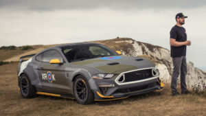 Fotos del Ford Mustang GT Eagle Squadron