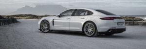 Prueba del Porsche Panamera 4 e-hybrid
