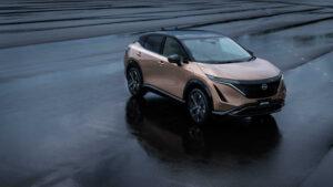 Fotos: Nissan Ariya