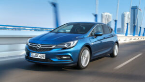 Fotos del Opel Astra 2018