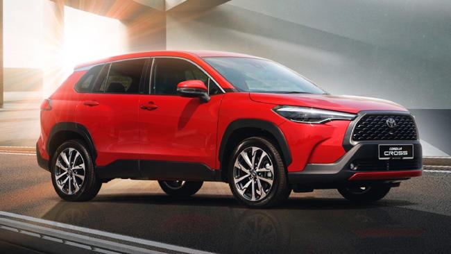 Fotos: Toyota Corolla Cross 2021