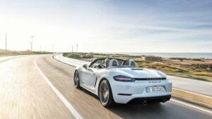 Prueba del Porsche 718 Boxster GTS 4.0