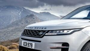 Fotoprueba del Ranger Rover Evoque: a contracorriente