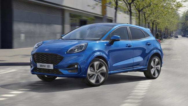 Ford Puma: estos son sus precios y equipamientos para España