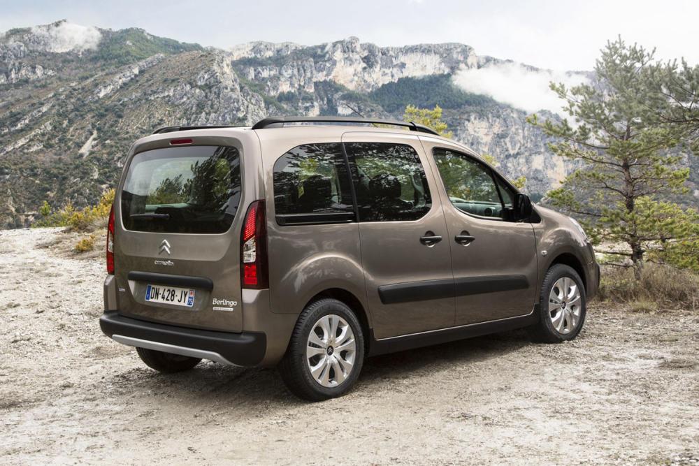 El Citroën Berlingo comienza 2018 com el vehículo comercial más vendido