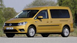 Fotos: Volkswagen Caddy Maxi