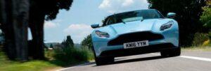 Fotos del Aston Martin DB11 2017