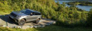 Fotos prueba Range Rover Velar