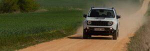 Fotos prueba Jeep Renegade Deserthawk