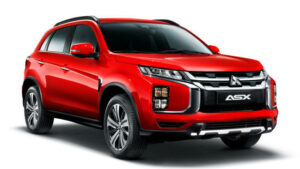 Fotos del nuevo Mitsubishi ASX