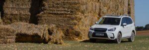 Prueba del Subaru Forester 2.5 XT