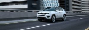 Fotos del Jeep Compass Opening Edition