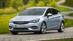 Fotos del nuevo Opel Astra