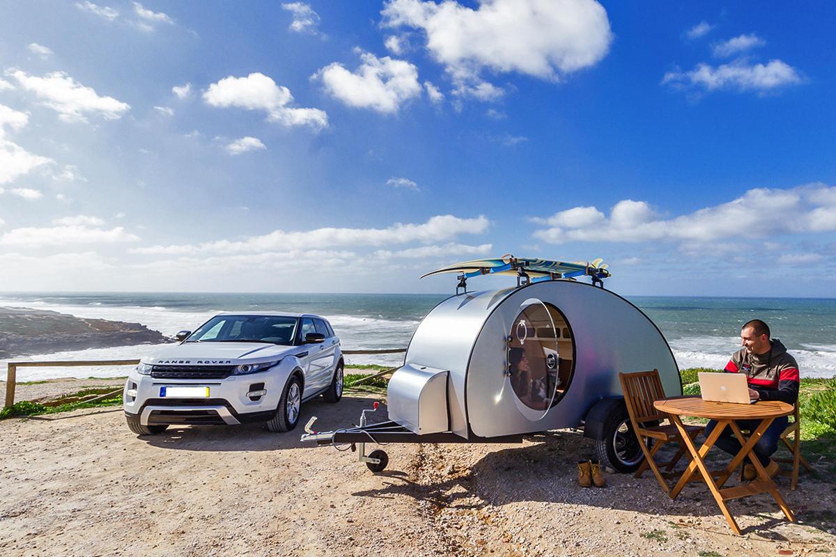 Tres mini caravanas espectaculares