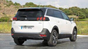 Fotos de la prueba del Peugeot 5008 1.5 BlueHDI 130 GT-Line