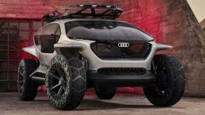 Fotos del Audi AI:TRAIL