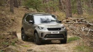 Fotos: Land Rover Discovery 2021