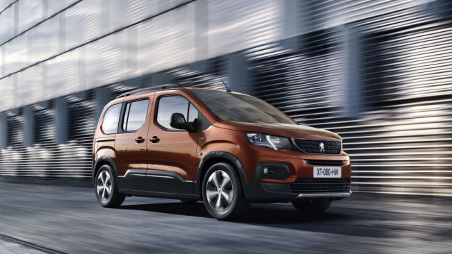 Peugeot Rifter de renting en oferta, por sólo 199 euros al mes